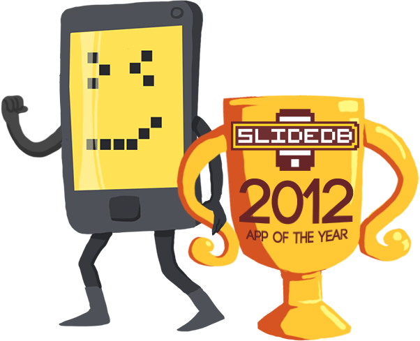 APP of the Year 2012