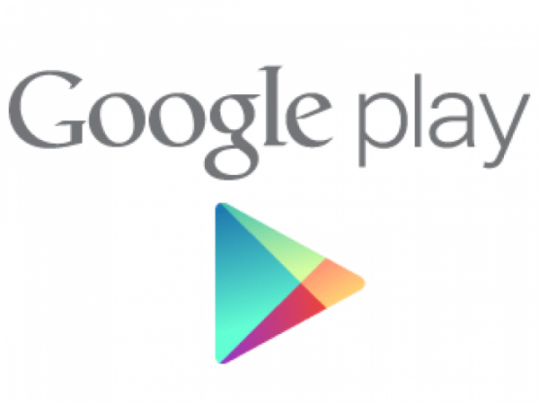 Google Play Logotipo