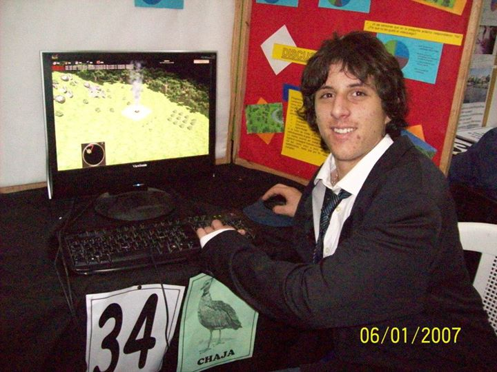 Juan Macchi sera el nuevo Director Tecnico de EG-Games