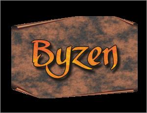 Nuevo logo de byzen